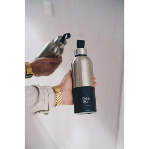 Reusable Bottle: Bicolor edition - Black