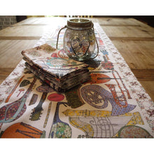 Load image into Gallery viewer, Play On | Table Runner - Bezar