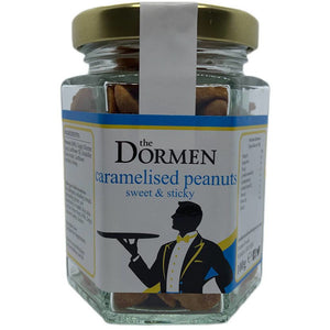 Caramelised Peanuts Hexagonal Jar 20 x 100g