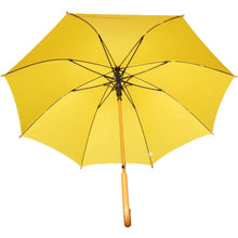 Load image into Gallery viewer, Large Umbrella Windproof In Sunshine Yellow