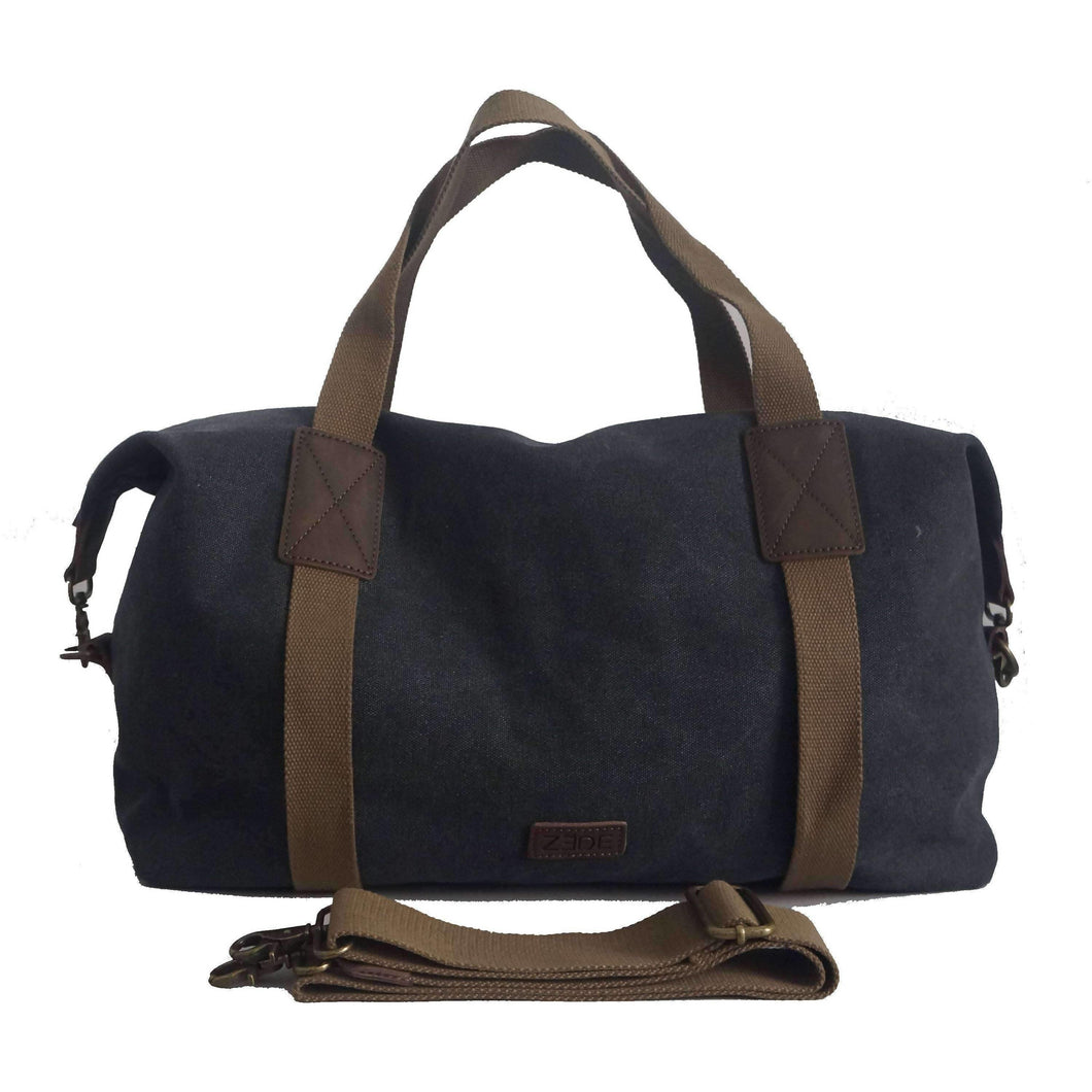 EAST RAILWAY STATION: Sport bag - Black