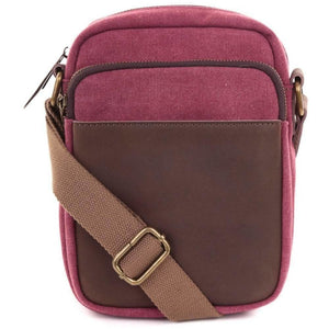 CHATELET: Shoulder bag - Bordeaux