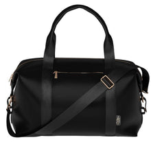 Load image into Gallery viewer, Weekender Duffle Bag - Black