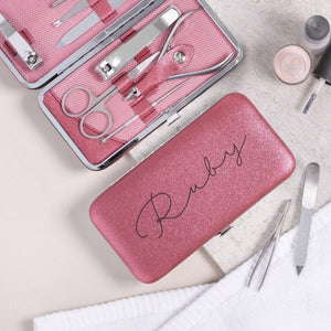 Manicure Set - Ruby Red - Bezar