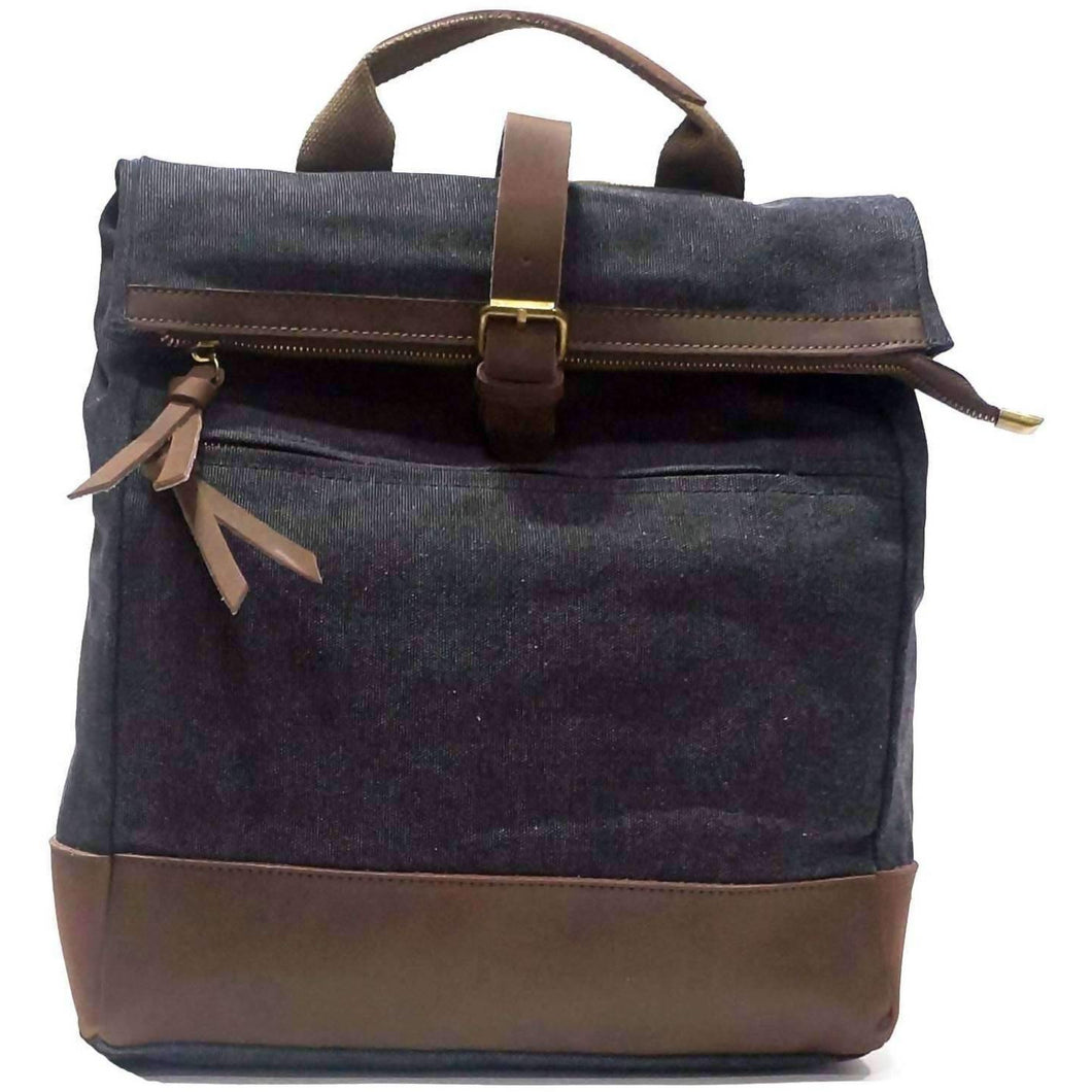MILITARY SCHOOL: Backpack - Olive