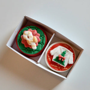 Christmas Duo Oreo Gift Box - Bezar