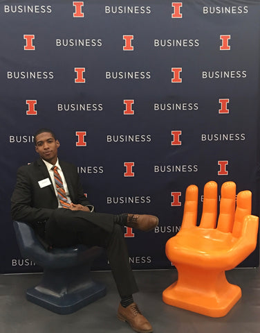 Joshua Reed, Gies College of Business - UIUC