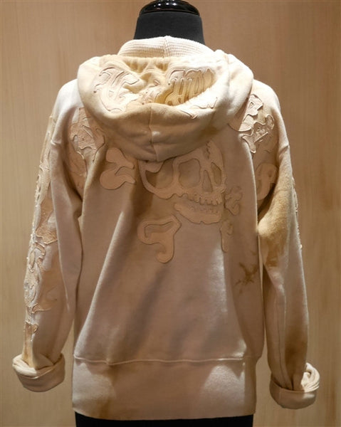 Great China Wall Cream Sweatshirt