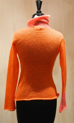 Gretchen Comly Ombre Paper Pullover Sweater