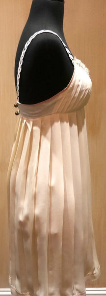 Vena Cava Pleated Dress