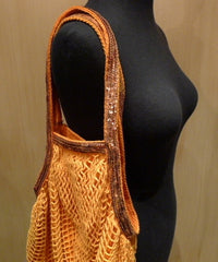 Dolce Vita Tote - Orange