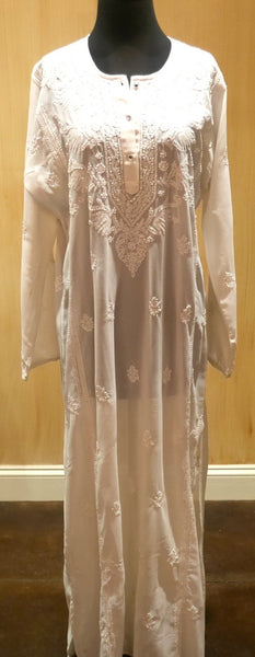 Graham Kandiah Miami Beaded Caftan