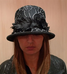 Kokin Shadowlace Bucket Hat