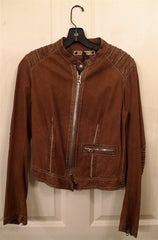 La Florens 840 Leather Moto Jacket