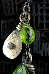 Candice Marks Peridot Earrings