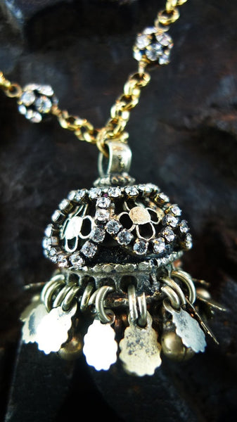 Candice Marks Vintage Charm Necklace
