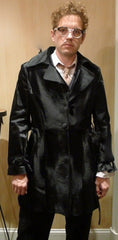 32 Paradis pour Sprung Freres Paris Fur Trench Coat