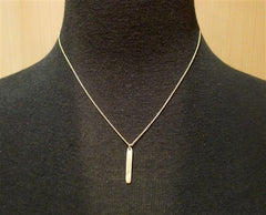 "Rebecca Lankford ""Peace"" Pendant Necklace in 14K Yellow Gold"