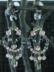 Erickson Beamon Suffragette City Earrings