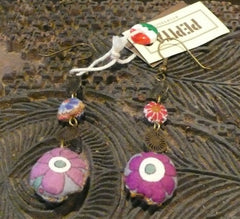 Pepita Sandra Earrings