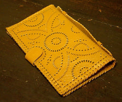 Cleobella Bohemian Tooled Wallet/Clutch