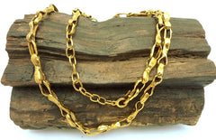 Robert Goossens Gold Link Necklace