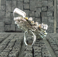 Erickson Beamon - Innocence Ring