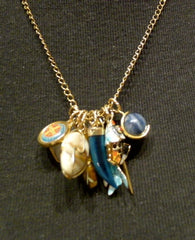 Mima Magnifico Multi-Charm Necklace