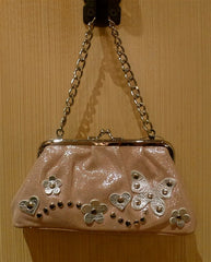 Rafe Embellished Chain Handbag