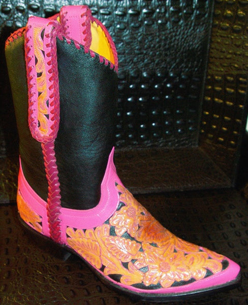 Old Gringo 'Wyoming' Cowboy Boots