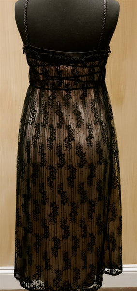 Tufi Duek Luoincia Silk Lace Dress