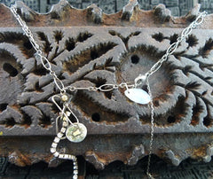 Beth Orduna Mixed Metal Necklace
