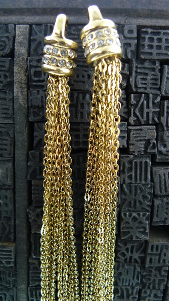 Paige Novick Tassle Earrings