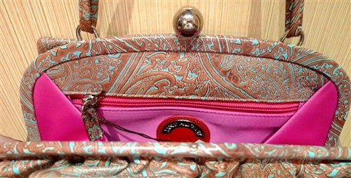 Jane August 25th St Paisley Bag