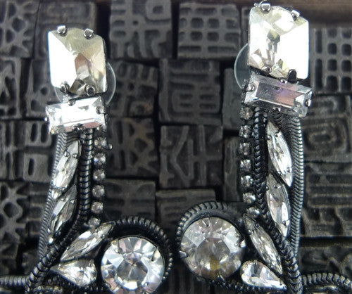 Erickson Beamon Bette Davis Earrings