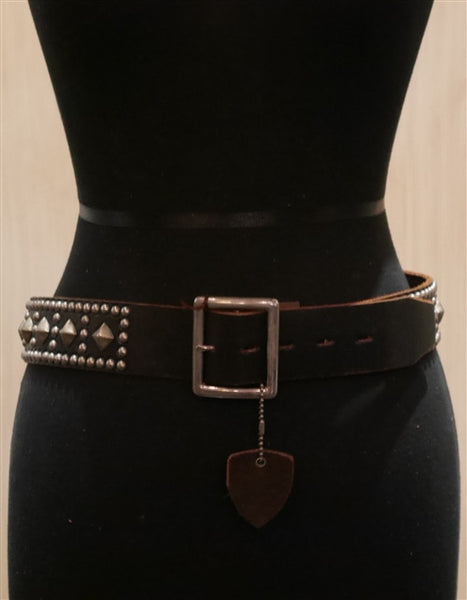 Hollywood Trading Company Studded Belt