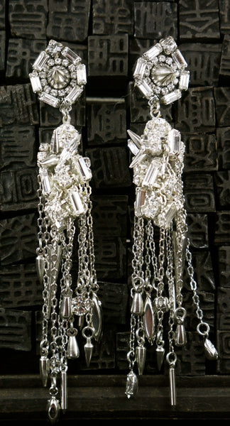 Erickson Beamon The Shining Earrings