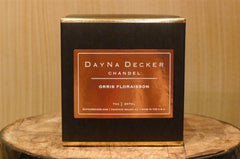 "Dayna Decker Candle - ""Orris Floraisson"""