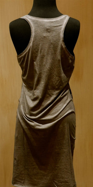 Blk Opm Jezebel Marble Taupe Tank Top