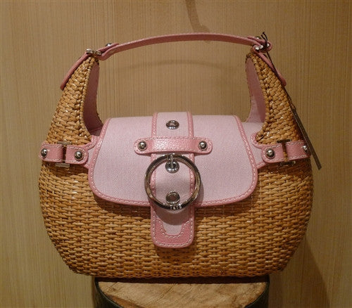 Rafe Basket Purse in Pink