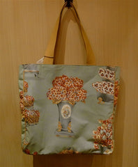 Susy Chen Botanical Tote Bag
