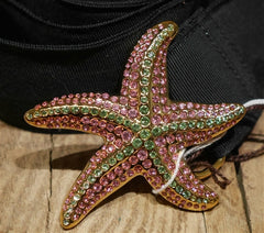 Buzz Crystal Starfish Belt