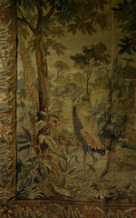 Antique Aubusson Tapestry Panel