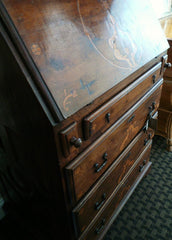 Antique Early 18th Century Spanish Desk/Secretary