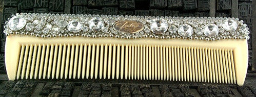 Cloutier Cosmos Crystal Encrusted Hair Comb