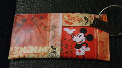 SM Mickey Mouse Zippered Clutch