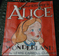 Stage 28 Alice in Wonderland Tote