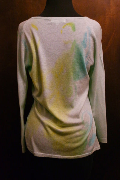 Marika Charles Cashmere Phily Dyed Sweater
