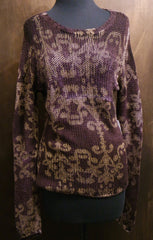 Marika Charles Philly Dye Wool Sweater