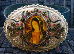 VSA VIrgins, Saints & Angels Goddess Grande Belt Buckle
